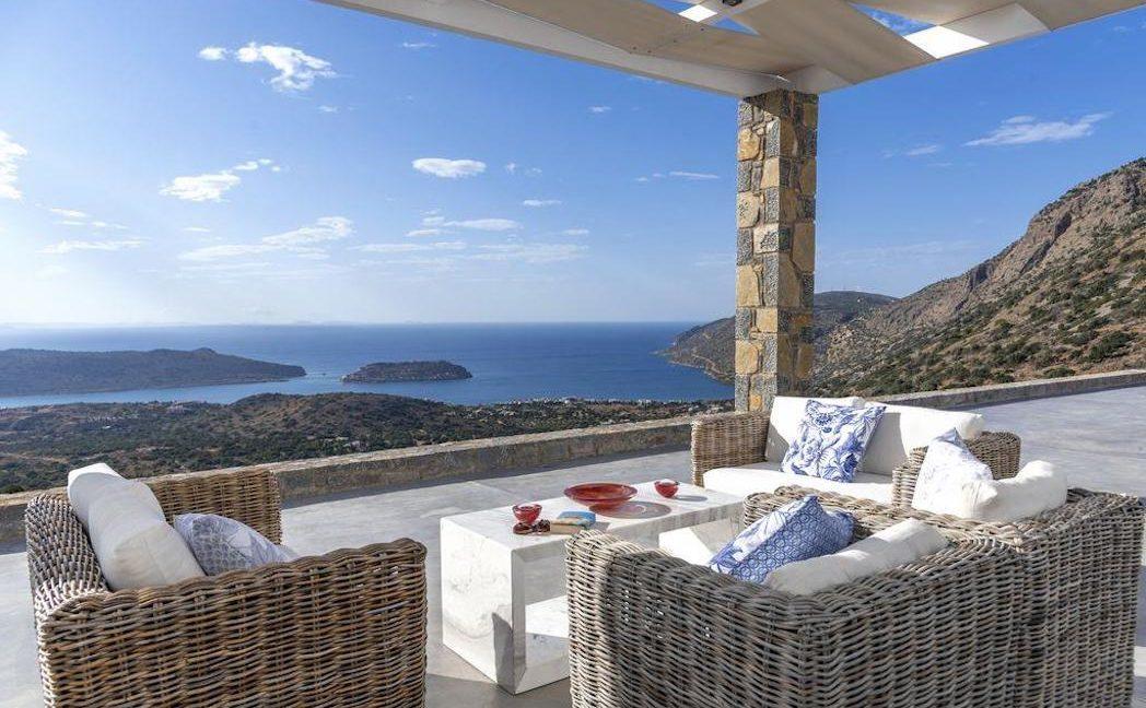 Sea View Villa Elounda Crete, Luxury Villa Crete 19