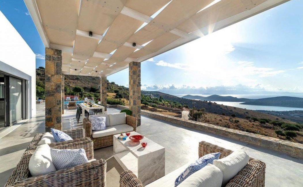 Sea View Villa Elounda Crete, Luxury Villa Crete 20