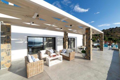 Sea View Villa Elounda Crete, Luxury Villa Crete 21