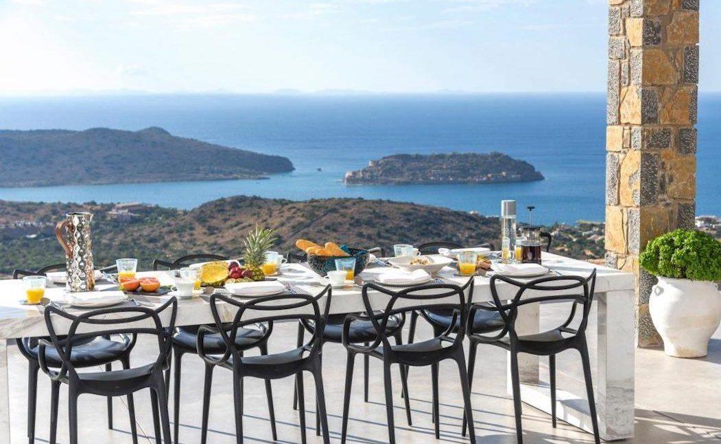 Sea View Villa Elounda Crete, Luxury Villa Crete 22