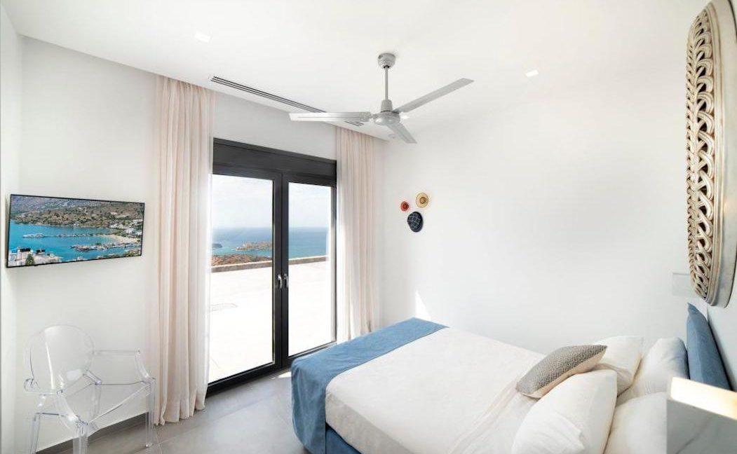 Sea View Villa Elounda Crete, Luxury Villa Crete 6