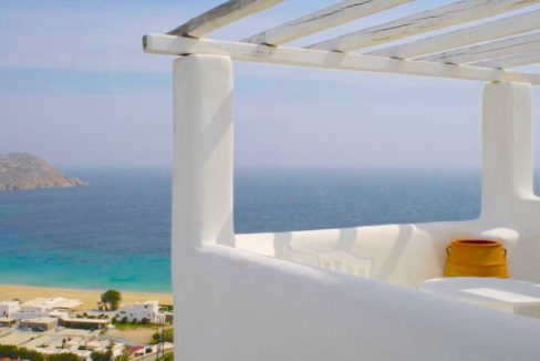 Sea view Apartment in Mykonos 11