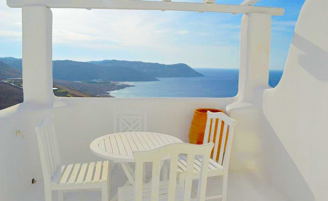 Sea view Apartment in Mykonos 12