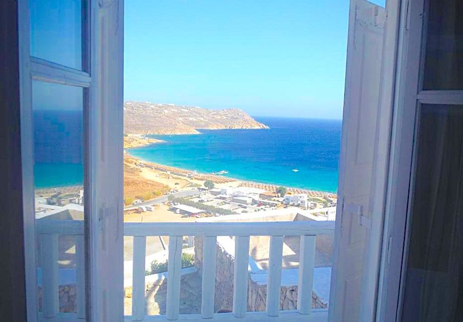 Sea view Apartment in Mykonos 13