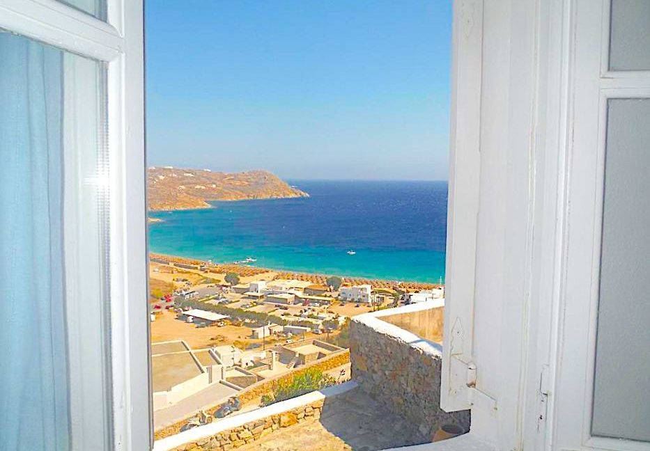 Sea view Apartment in Mykonos 14