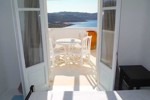 Sea view Apartment in Mykonos 16