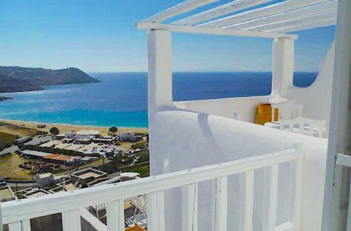 Sea view Apartment in Mykonos