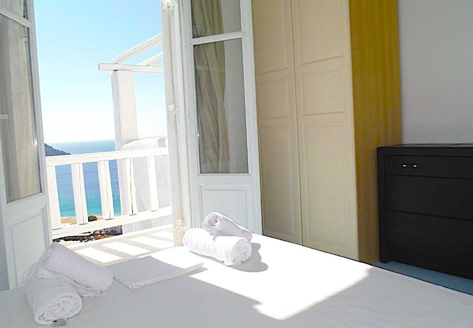 Sea view Apartment in Mykonos 22