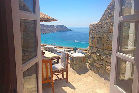 Sea view Apartment in Mykonos 3