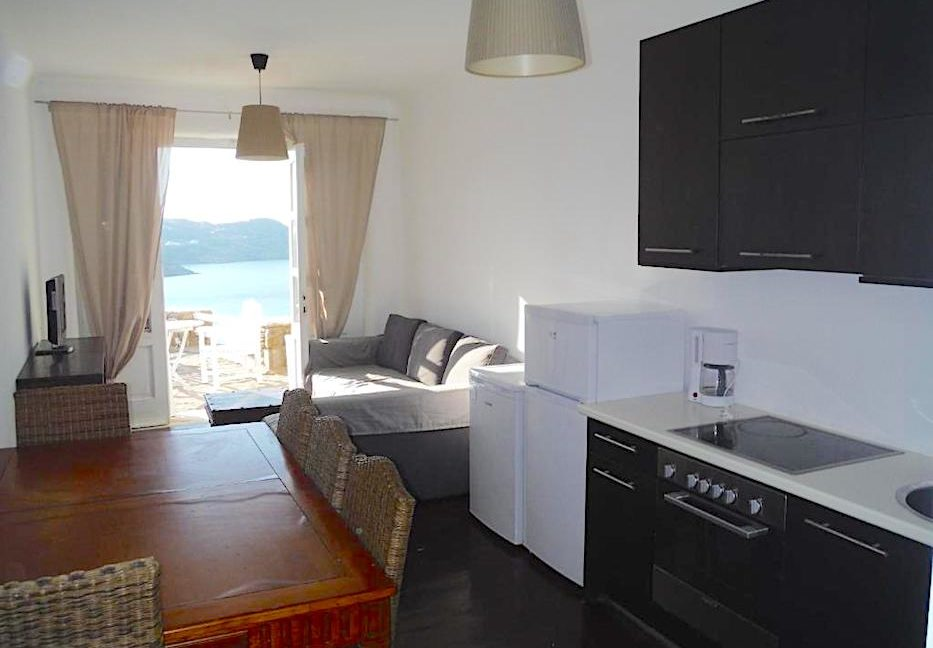 Sea view Apartment in Mykonos 5