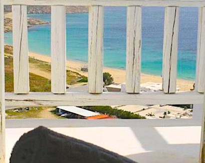 Sea view Apartment in Mykonos 9