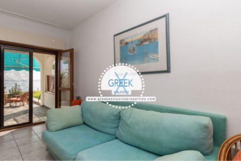 Seafront House for Sale Halkdiki, House for Sale Fourka Halkdiki 13