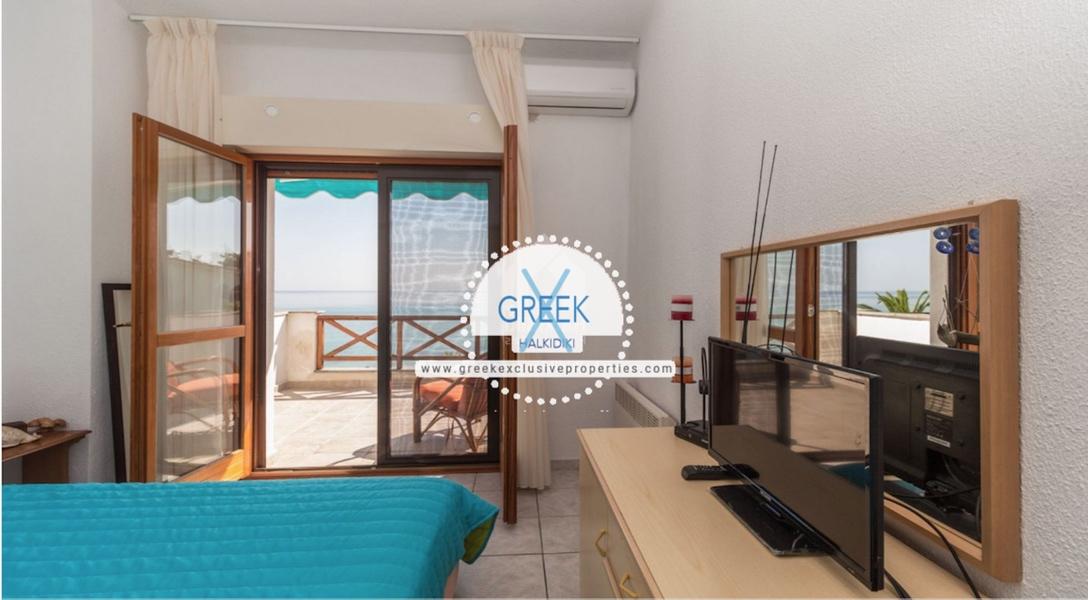 Seafront House for Sale Halkdiki, House for Sale Fourka Halkdiki 18