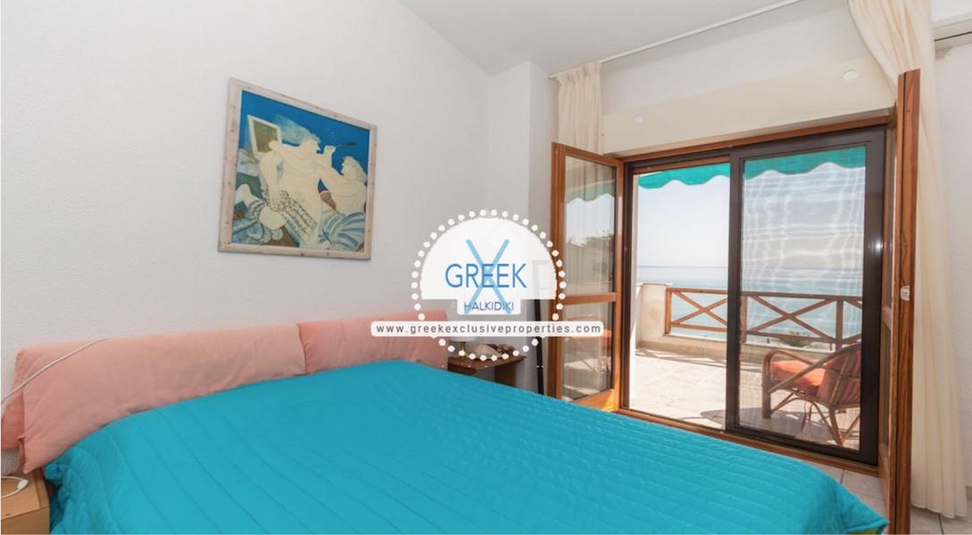 Seafront House for Sale Halkdiki, House for Sale Fourka Halkdiki 19