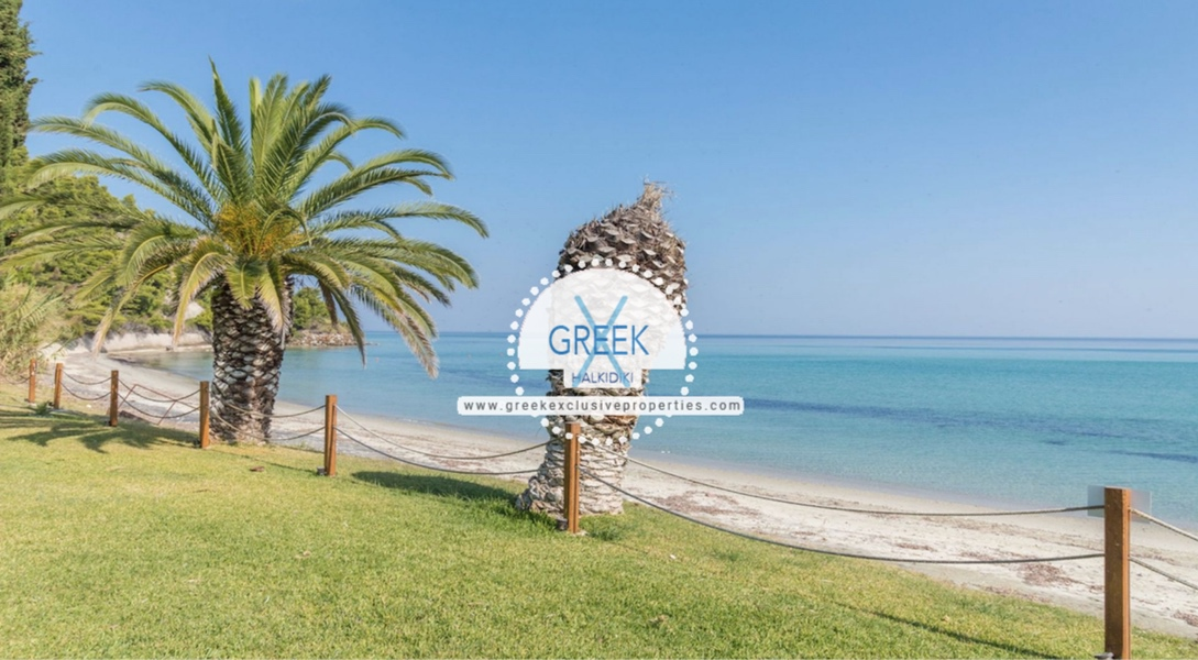 Seafront House for Sale Halkdiki, House for Sale Fourka Halkdiki