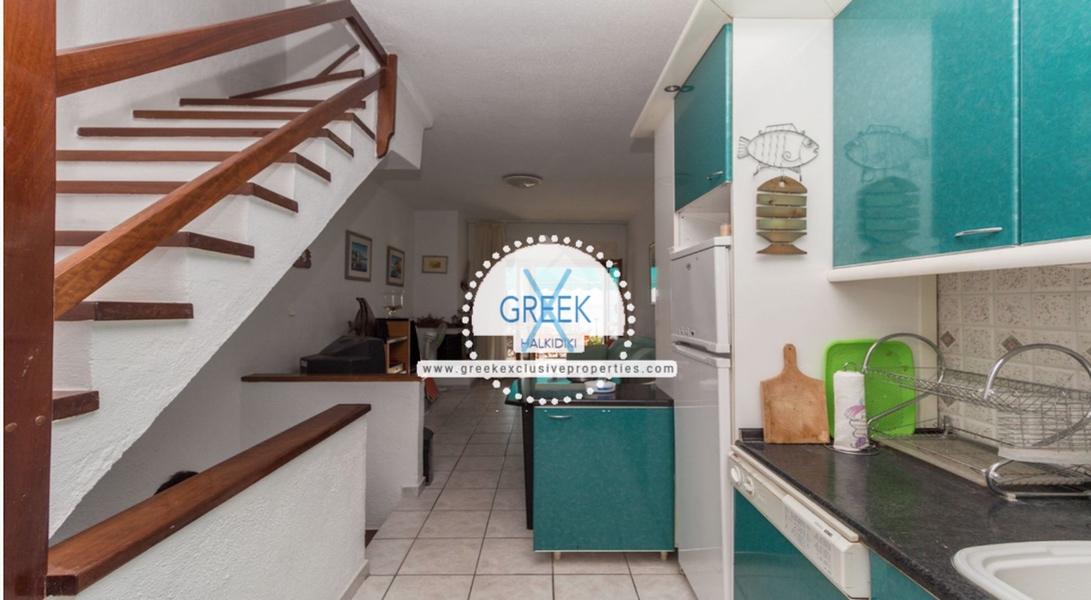 Seafront House for Sale Halkdiki, House for Sale Fourka Halkdiki 7