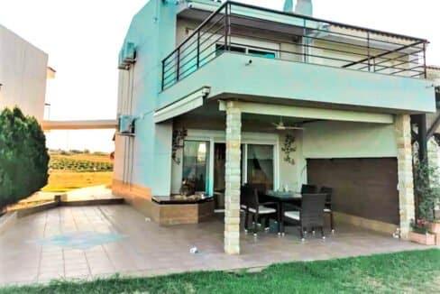 Seafront House for Sale Kassandra Halkidiki, Potidea, Halkidiki Houses, Real Estate in Halkidiki Greece 11
