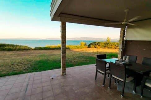 Seafront House for Sale Kassandra Halkidiki, Potidea, Halkidiki Houses, Real Estate in Halkidiki Greece 17