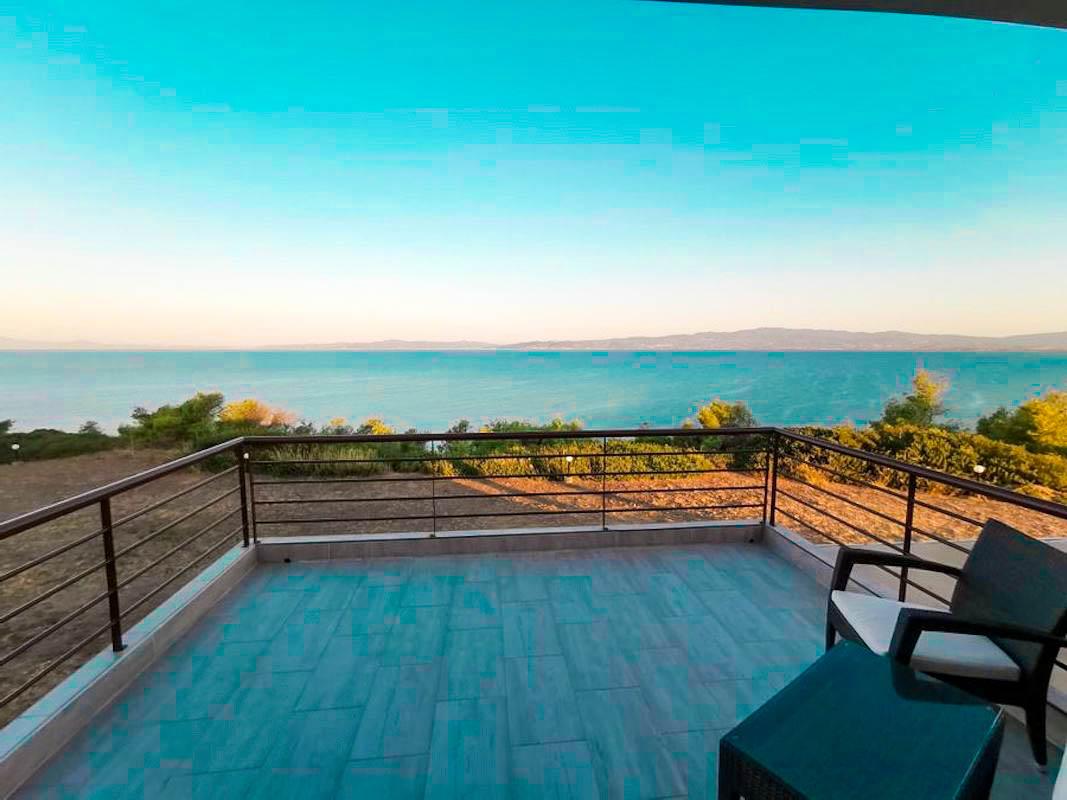 Seafront House for Sale Kassandra Halkidiki, Potidea