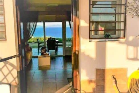 Seafront House for Sale Kassandra Halkidiki, Potidea, Halkidiki Houses, Real Estate in Halkidiki Greece 8