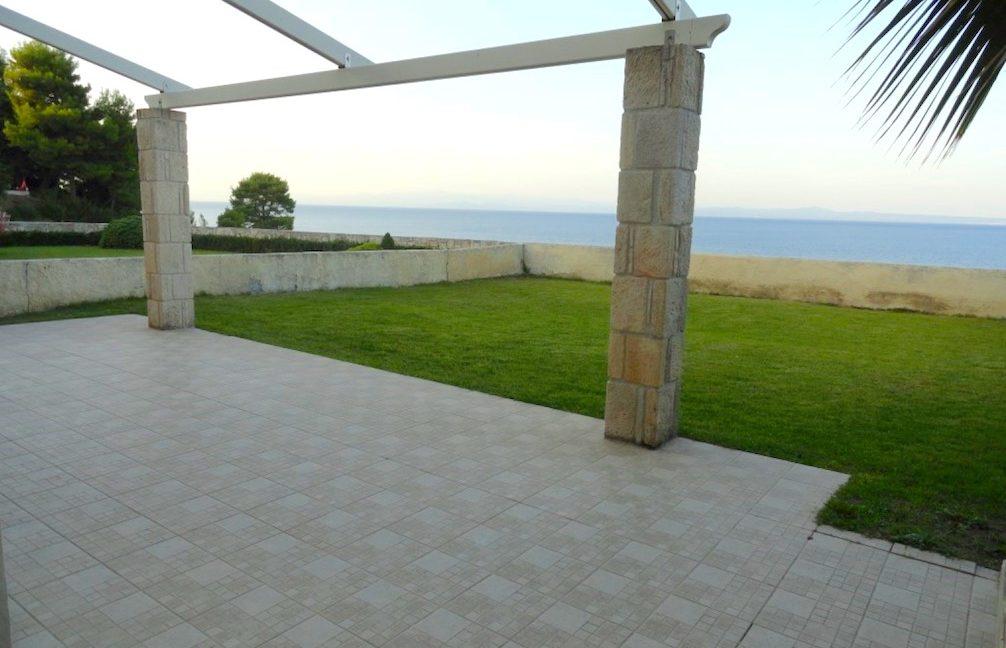 Seafront House for Sale Kassandra Halkidiki, Sea View House Halkidiki 10