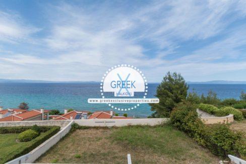 Seafront House for Sale Kassandra Halkidiki, Sea View House Halkidiki 16