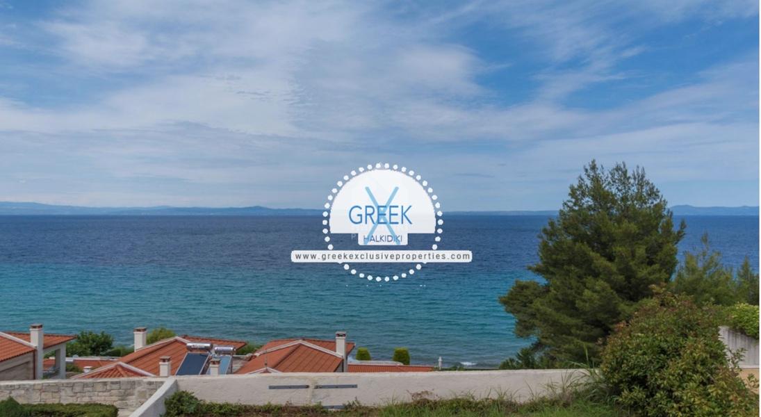 Seafront House for Sale Kassandra Halkidiki, Sea View House Halkidiki 17