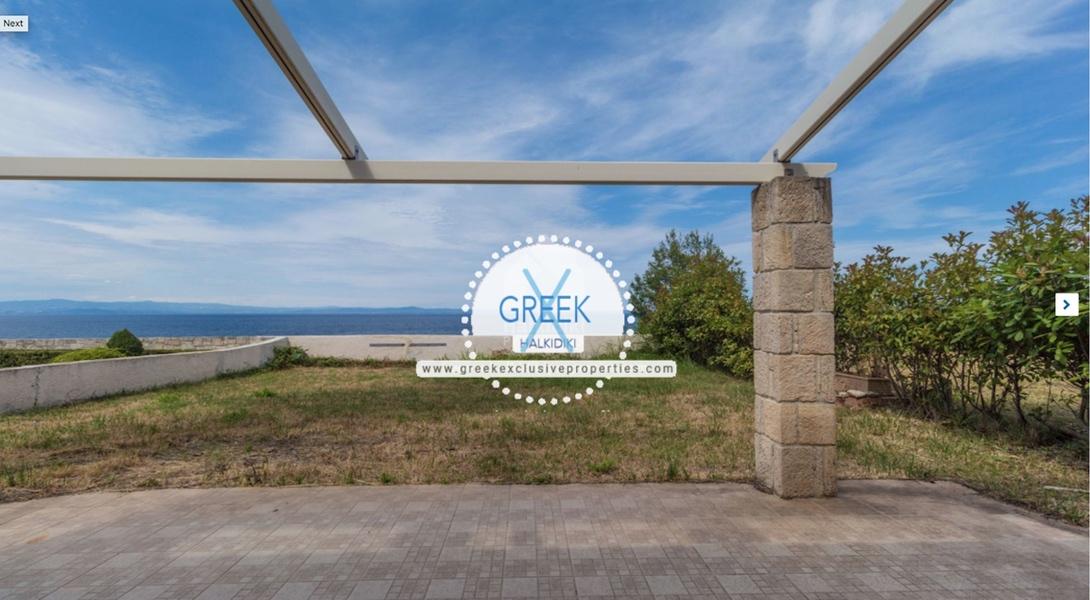 Seafront House for Sale Kassandra Halkidiki, Sea View House Halkidiki 18