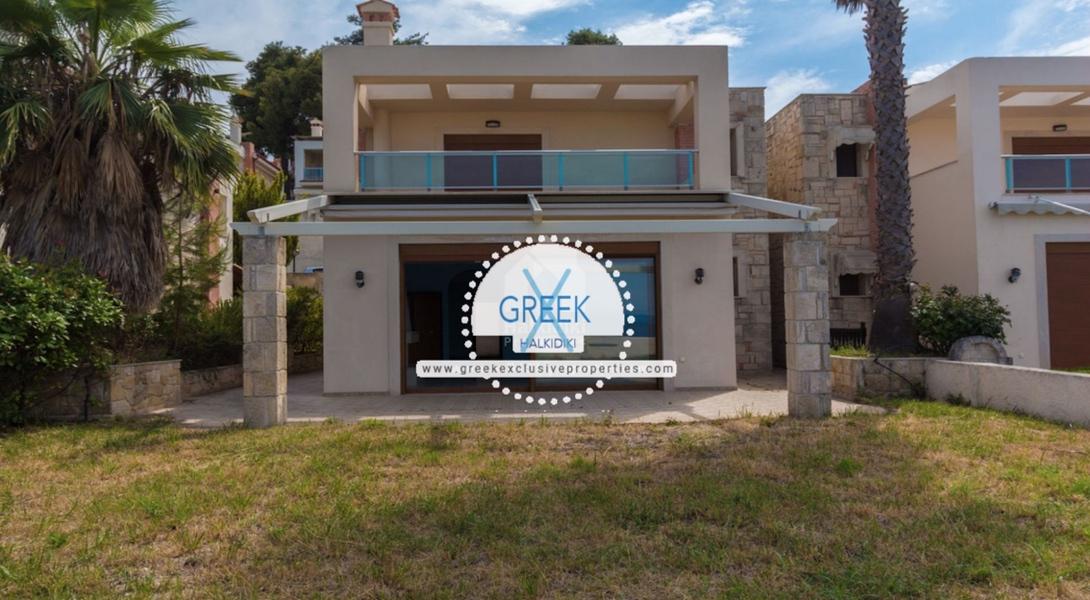 Seafront House for Sale Kassandra Halkidiki, Sea View House Halkidiki 20