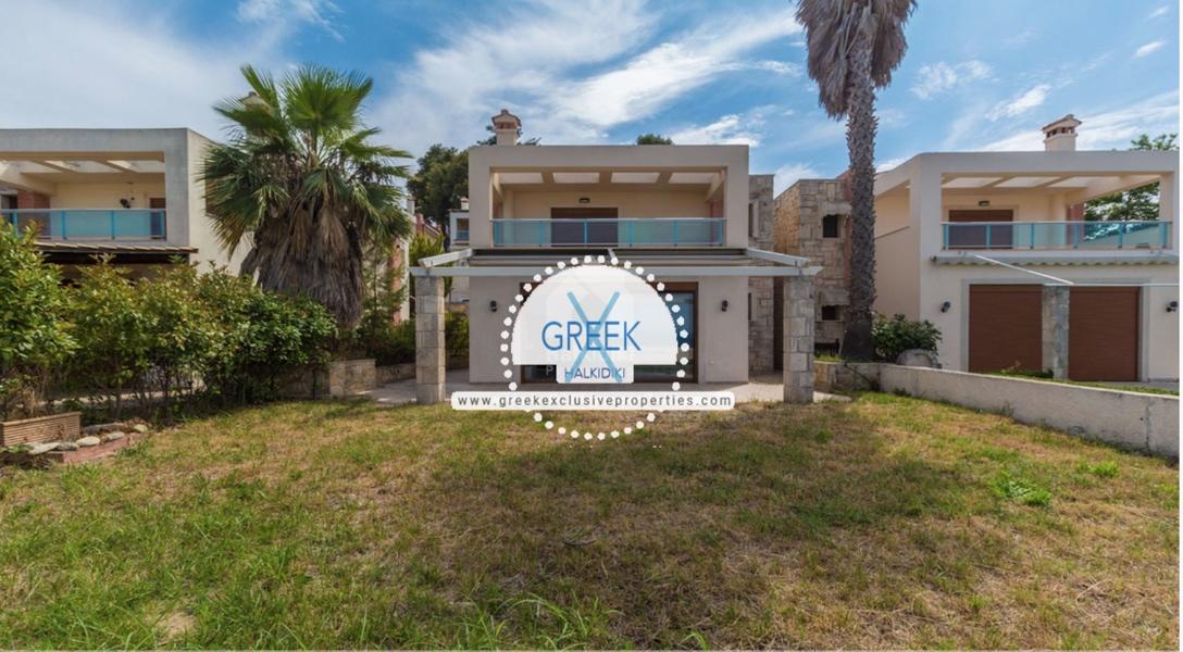 Seafront House for Sale Kassandra Halkidiki, Sea View House Halkidiki 21