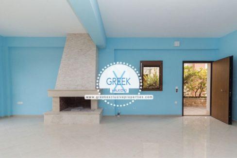Seafront House for Sale Kassandra Halkidiki, Sea View House Halkidiki 24