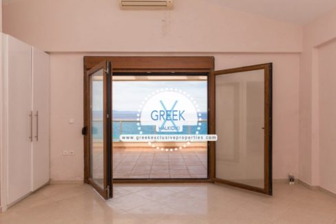 Seafront House for Sale Kassandra Halkidiki, Sea View House Halkidiki 30