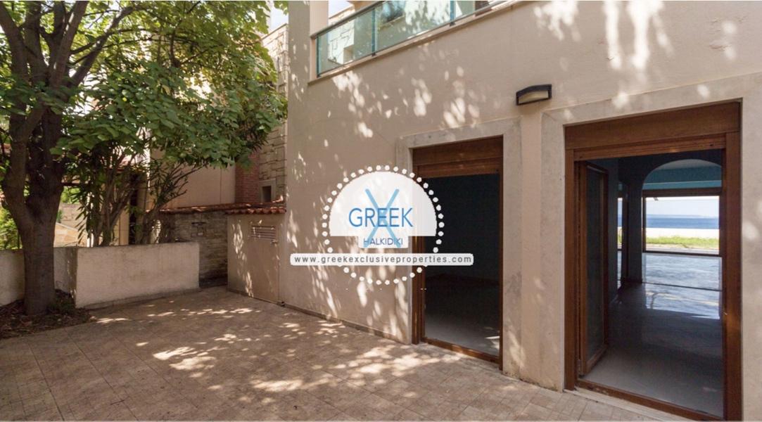 Seafront House for Sale Kassandra Halkidiki, Sea View House Halkidiki 32