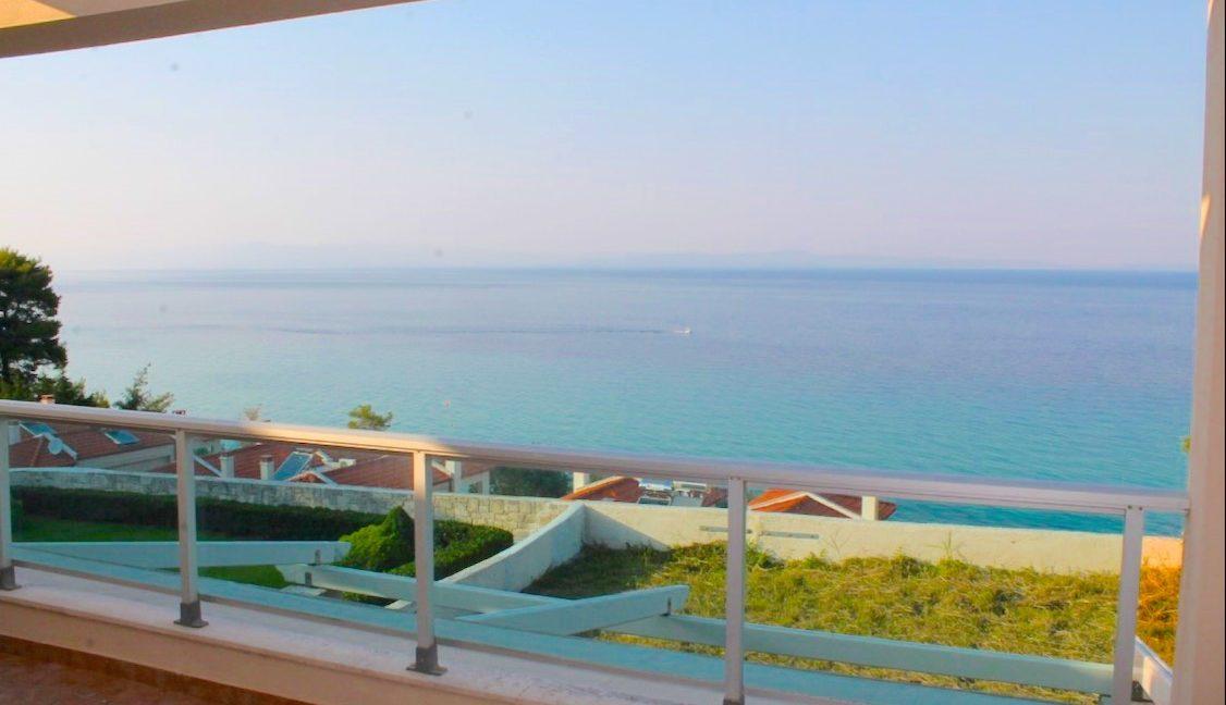 Seafront House for Sale Kassandra Halkidiki, Sea View House Halkidiki 5