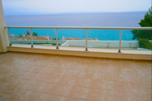 Seafront House for Sale Kassandra Halkidiki, Sea View House Halkidiki 7
