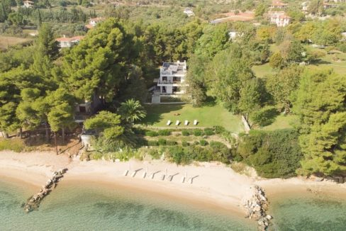 Seafront Land for sale in Nikiti Sithonia 1