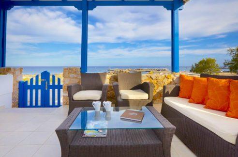 Seafront Traditional House Santorini, Santorini Properties for Sale