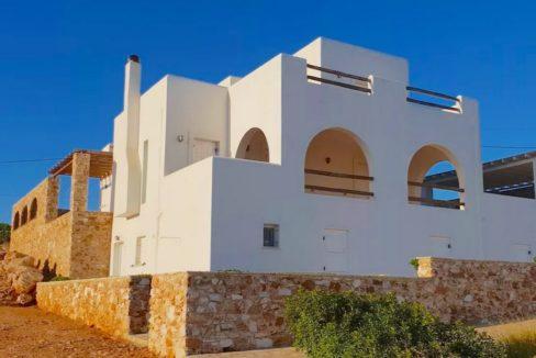 Seafront Villa Paros, Cyclades Greece