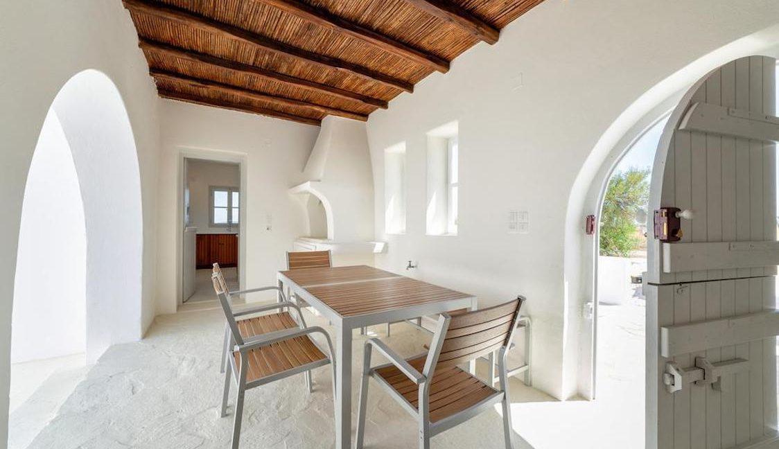 Seafront Villa in Paros Greece, Villas in Paros 13