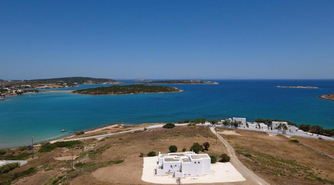 Seafront Villa in Paros Greece, Villas in Paros