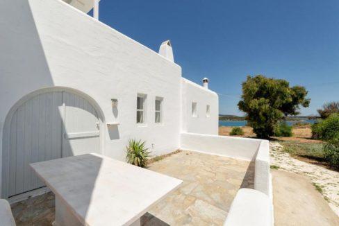 Seafront Villa in Paros Greece, Villas in Paros 5