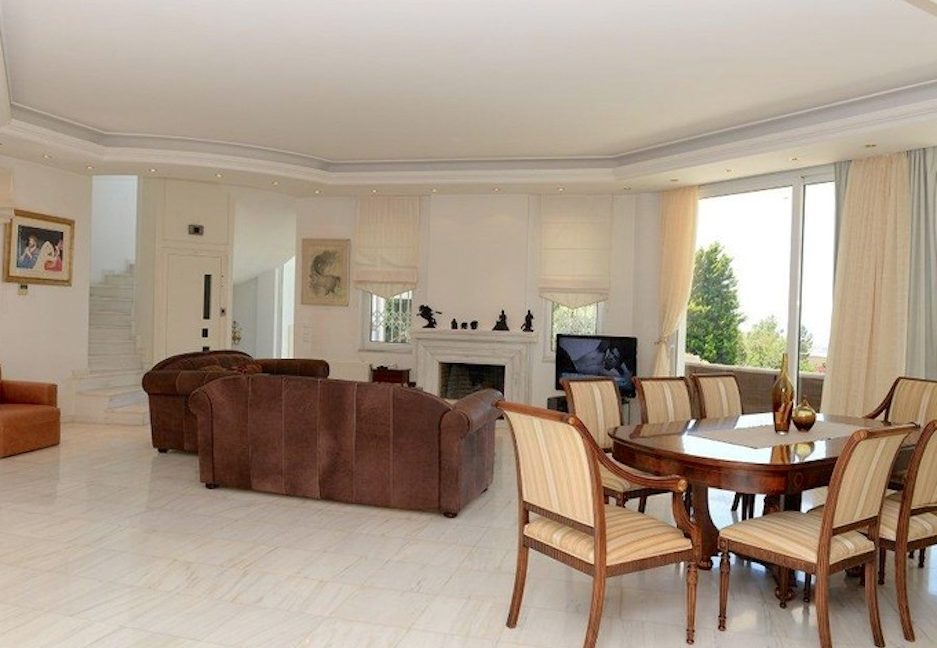 Villa Athens Riviera for Sale, Property Lagonissi South Athens 1