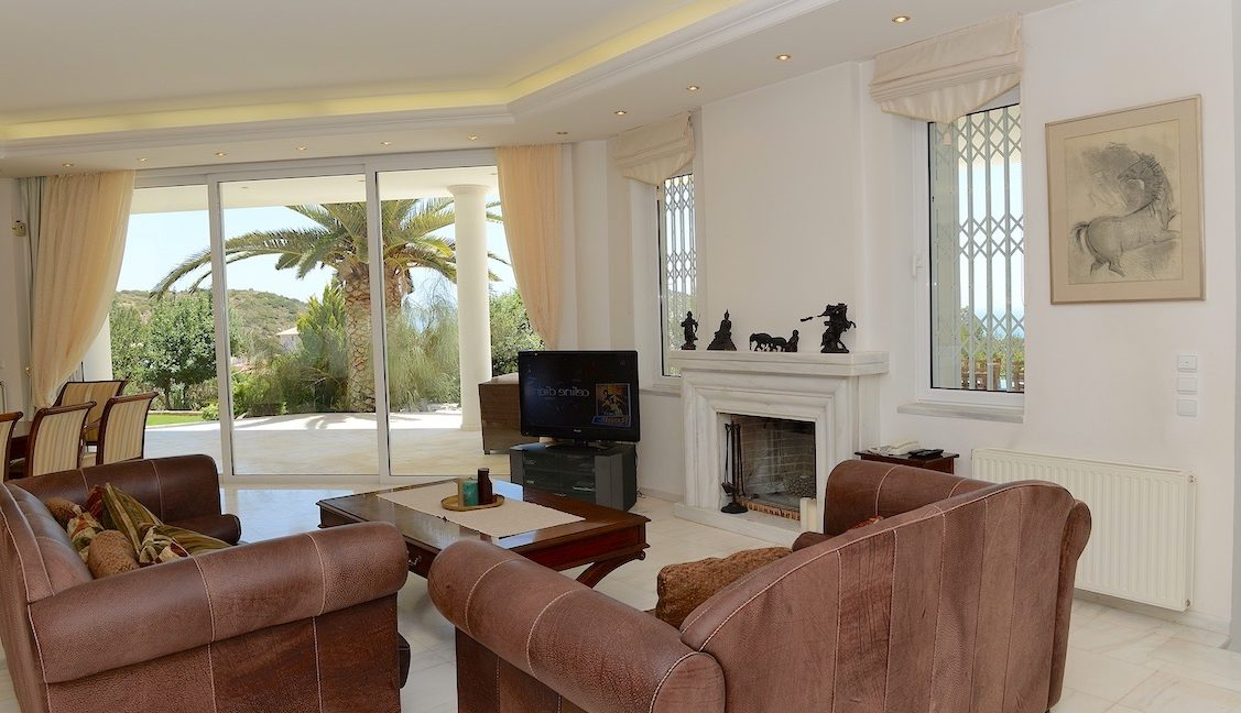 Villa Athens Riviera for Sale, Property Lagonissi South Athens 12