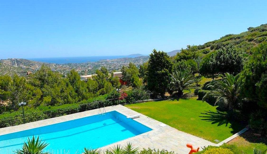 Villa Athens Riviera for Sale, Property Lagonissi South Athens 23