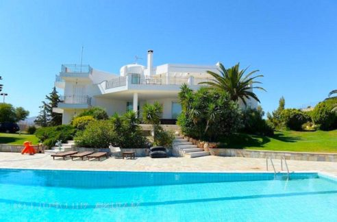 Villa Athens Riviera for Sale, Property Lagonissi South Athens