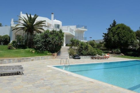 Villa Athens Riviera for Sale, Property Lagonissi South Athens 4