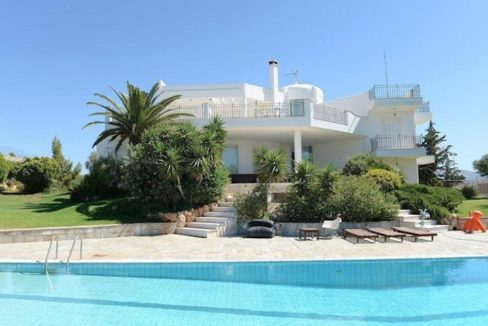 Villa Athens Riviera for Sale, Property Lagonissi South Athens 5
