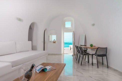 Villa For Sale in Santorini Island. Cave House Imerovigli Santorini 1