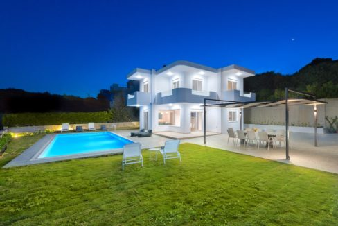 Villa With Sea View in Rhodes, Real Estate Greek Islands 7