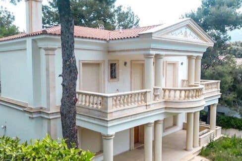 Villa at Dionysos North Attica 1